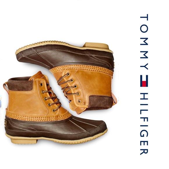 2ce9a6713914e6 TOMMY HILFIGER CHARLIE SNOW Men s BOOTS Size 11